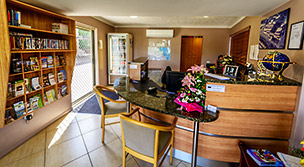 Contact the Rocky Gardens reception for best Rockhampton accommodation rates