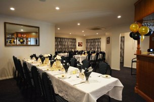 Rockhampton's popular Ferns Restaurant